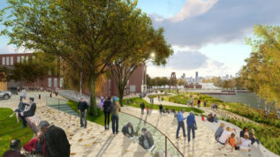 Hilco Redevelopment Partners and Redgate Capital Partners receive approval to redevelop the Edison Power Plant in South Boston