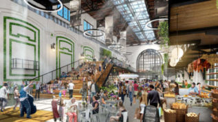 L Street Station Approved