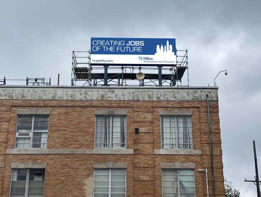 Jobs billboard