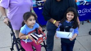 Hilco Global Donates More Than $75,000 of Children's Shoes to Disadvantaged Youth