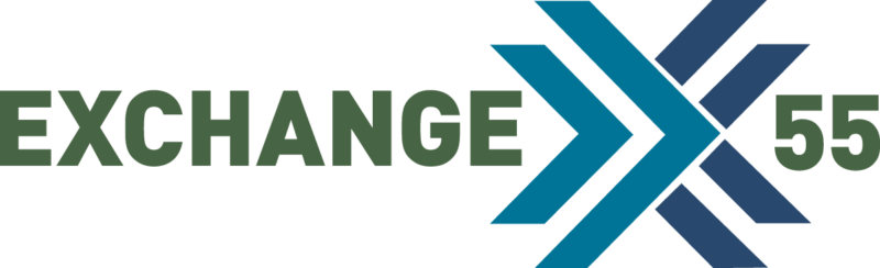 Exchange 55 Logo