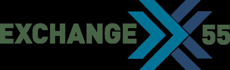 Exchange 55 Logo
