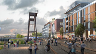Major Redevelopment Of South Boston Power Plant Approved