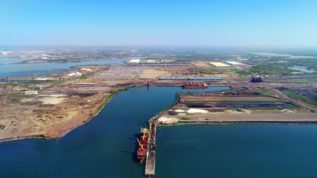 Tradepoint Atlantic Awarded $20M Federal Grant for Sparrows Point Infrastructure